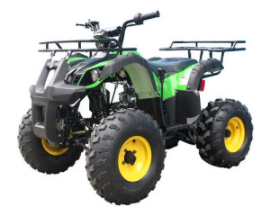 ATV110 T-Force Green