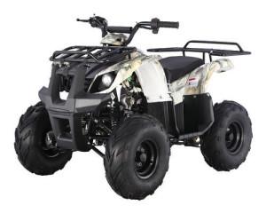 ATV125-D White Camo