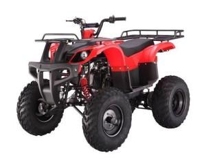 ATV150-D Bull Red