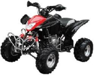 ATV250-E Black