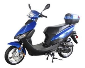 CY50T-3 Blue