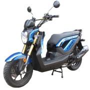 Zummer50 blue